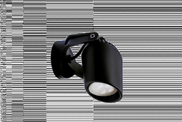 Minitommy прожектор 1хGU10 черен мат IP66