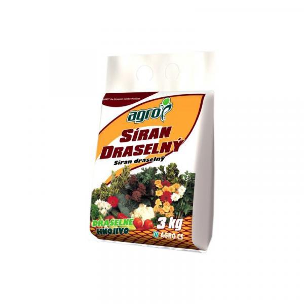 Калиева сол 3 кг