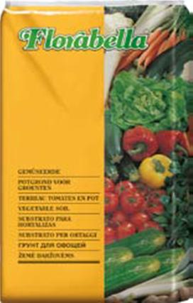 Florabella Почва за зеленчуци 20л