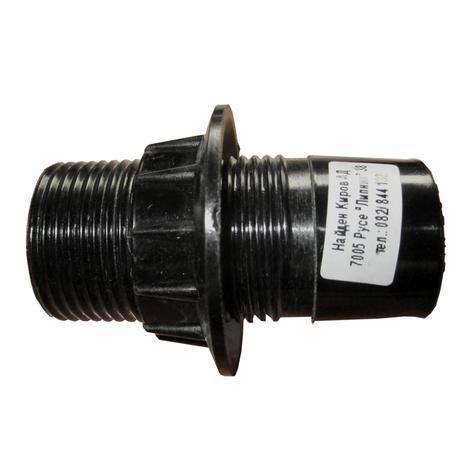 Фасунга Е14 2А 250V за полилей