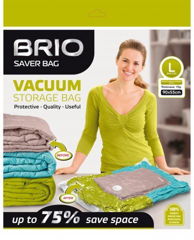 Вакуумна торба BRIO размер L