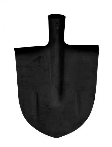 Лопата права БГ (диам.40 мм)