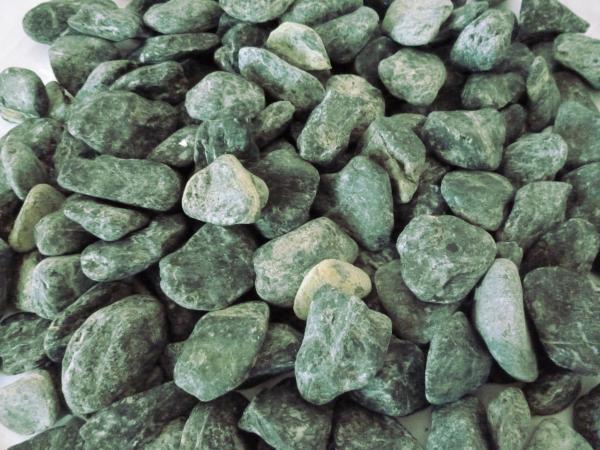 Зелен камък 20-32 мм 25 кг