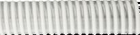 Гофриран маркуч за въздух/вода  1''