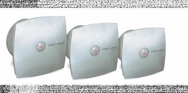 Вентилатор X-MART100 инокс