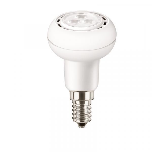 LED крушка PILA 4.5W 255Lm E14 R50 36D  топла 2700К