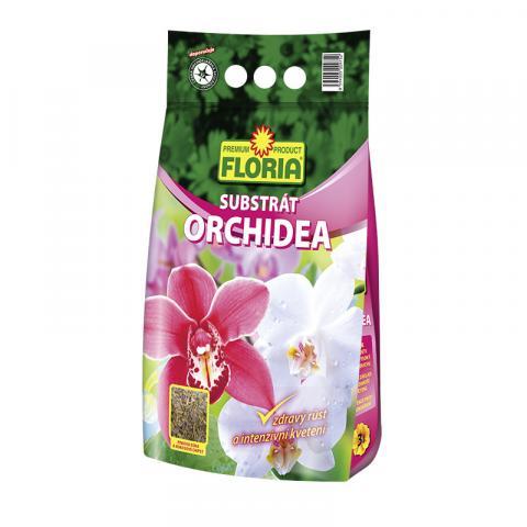 Субстрат FLORIA за орхидеи 3л