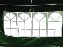 Страница за павилион 395х195см, 4 прозореца