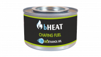 Етанол гел за горене bHEAT 0.2 кг