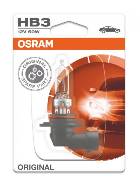 Aвто лампа OSRAM HB3 60W 12V