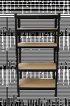 Стелаж метален/мдф 1800х900х450 5х200кг Home