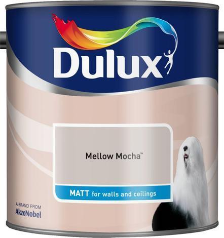 Интериорна боя DuluxMat 2.5 л, мока