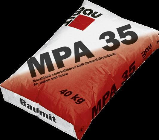 Баумит варо-цим.мазилка MPA35