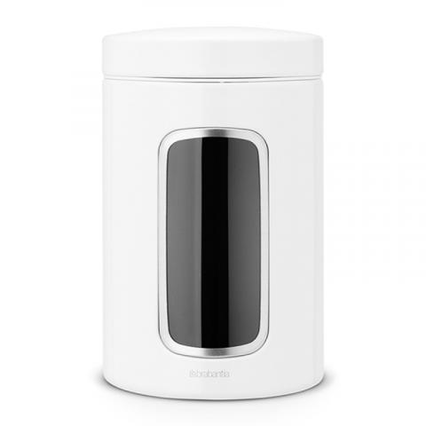 Буркан за подправки Brabantia 1.4 L, White