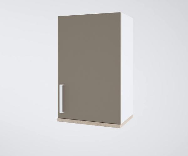 Urban горен шкаф с една врата 55см, лате