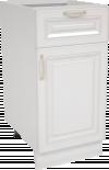 Долен шкаф с чекмедже 40х87 Мишел