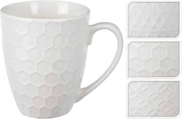 Чаша 340 мл порцелан бяла
