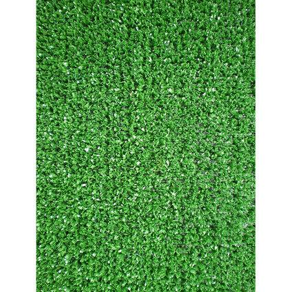 Изкуствена трева Preston, зелена 4