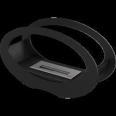Биокамина Echo - Черен 2