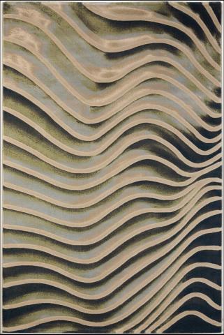 Килим NEWBURY Blue/green 120х170 2