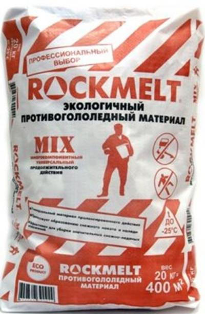 Aнти-лед Rockmelt Mix /торба 20 кг/