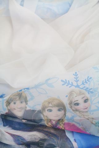 Перде Frozen 140*245cm 2