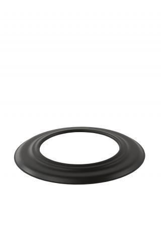Розетка ф130 senotherm® черна