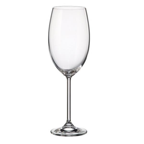 Чаша Bohemia Royal Anne, 6 бр., 490 ml