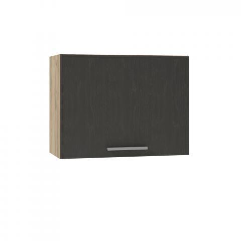 Горен шкаф с клапваща врата SKY LOFT 60см