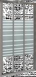 Стъклен параван 3 стъкла 100х185