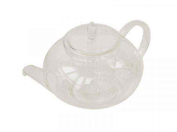 Стъклен чайник, 1400 мл.