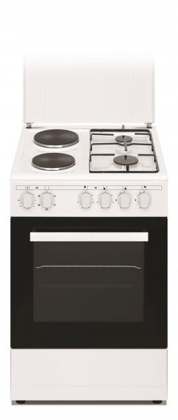 Готварска печка - комбинирана ARIELLI C-5060/2GFL