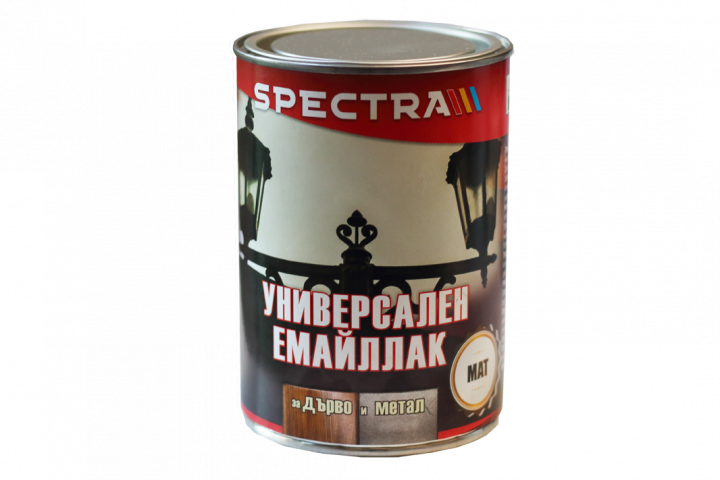Емайллак Spectra Universal мат 2.5л, светло зелен