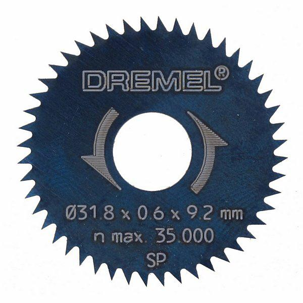 DREMEL диск за рязане 32мм/3.2мм