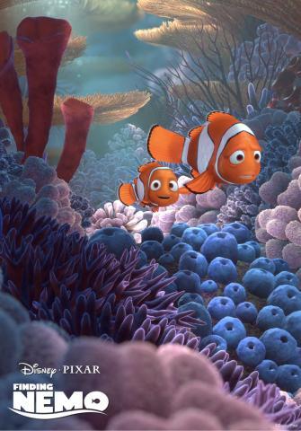 Постер за стена Nemo 2 59x84 см