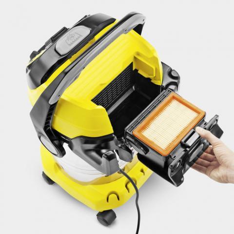 Мултифункционална прахосмукачка Karcher WD 5 P Premium 5