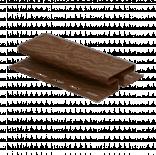 Свързващ профил за сайдинг натурален Кедър 3.05 м