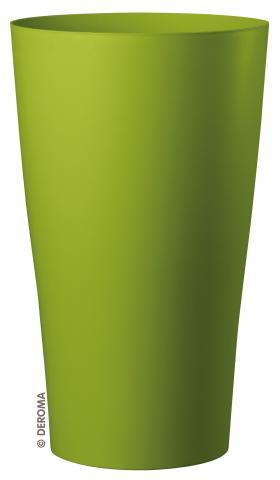 Саксия Реверсо Кръгла ф39 см, зелена
