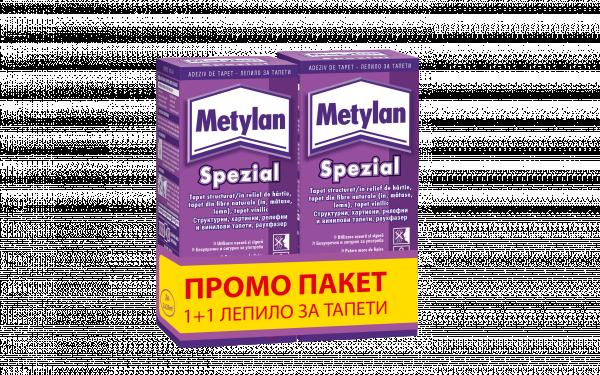 Промо Metylan Spezial лепило 2х200 г
