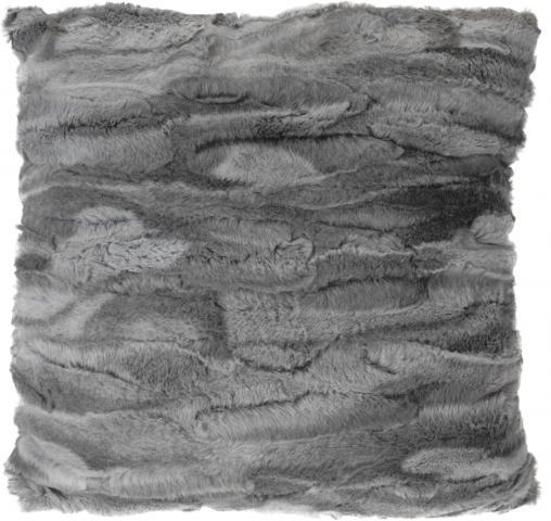 Възглавница 45х45 см сива