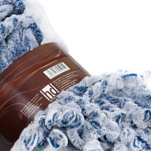 Одеяло синьо 2 - 150х200 3