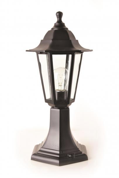 Градинска лампа Бри h=50 см
