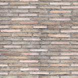 PVC Ламперия Motivo Classic 25см/8мм 2,65м2 Narrow Brick/ Тухла