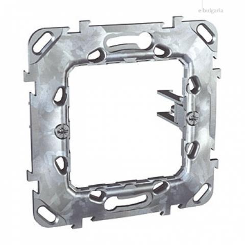 Монтажна рамка метална Unica Schneider