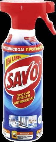 Savo против плесен спрей 0.5 л