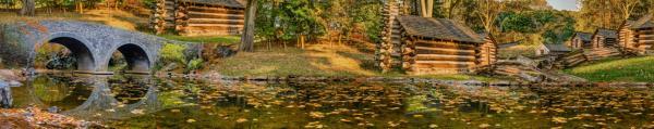 Принт гръб с пейзаж, код 013