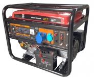 Генератор за ток бензинов TAG7800 6kW монофазен ATS