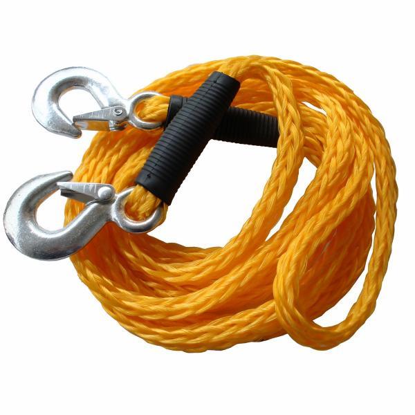 Въже за теглене плетено синтетично 1700 кг