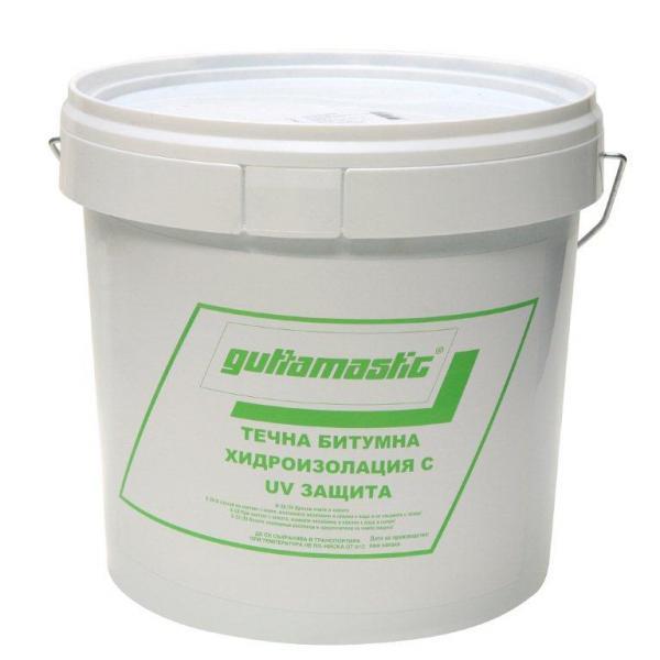 Течна хидроизолация Гуттамастик 5 кг