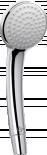 Душ слушалка DEAL RAIN 1 функция  80 мм
